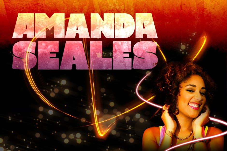 DJ Amanda Seales