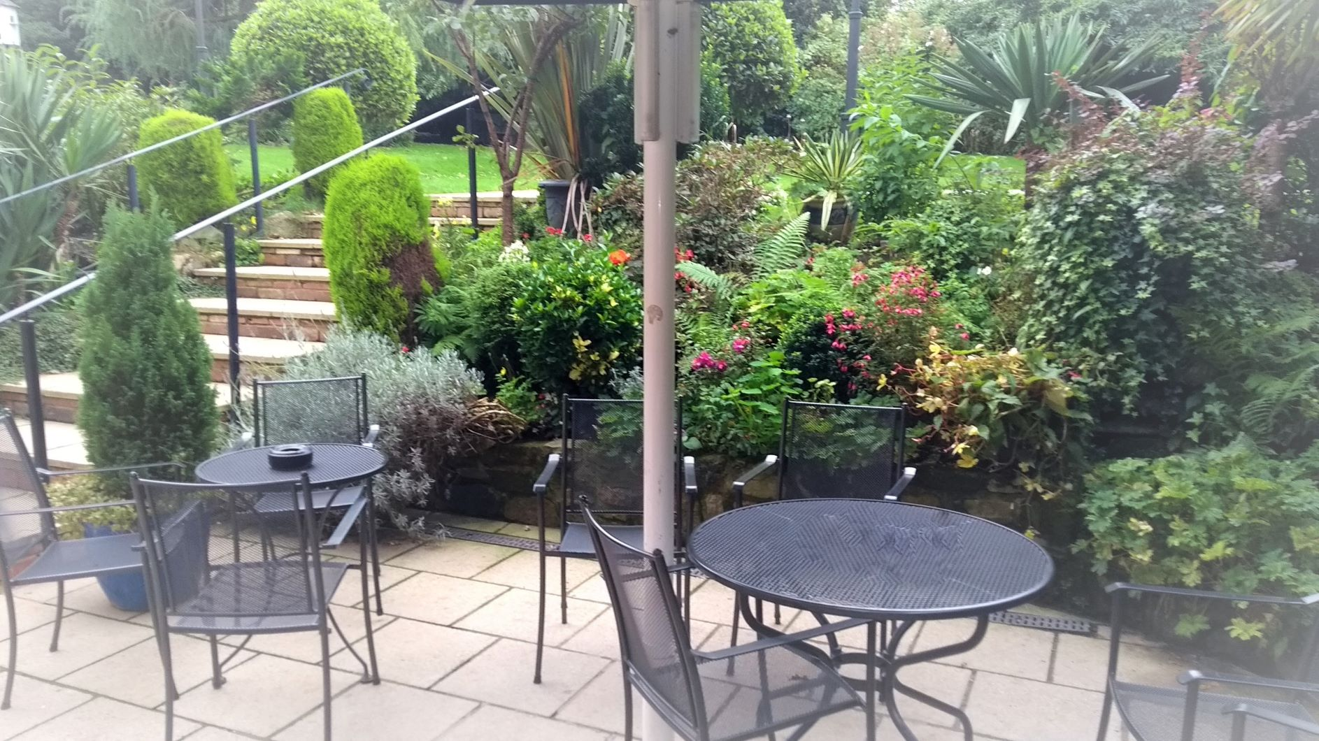 The Alderley Edge Hotel - Garden View