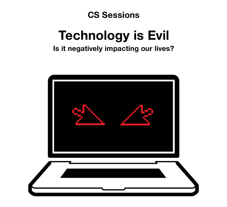 The evil of modern technology