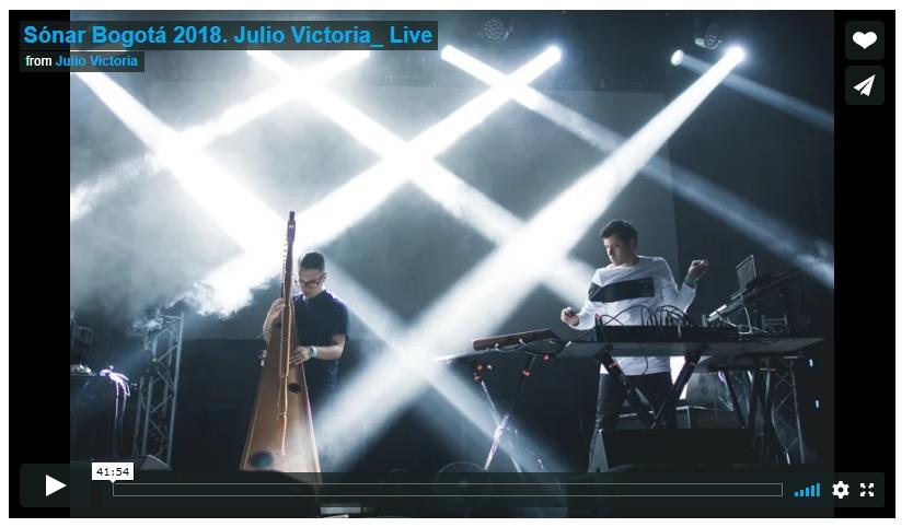 Sonar Julio Victoria