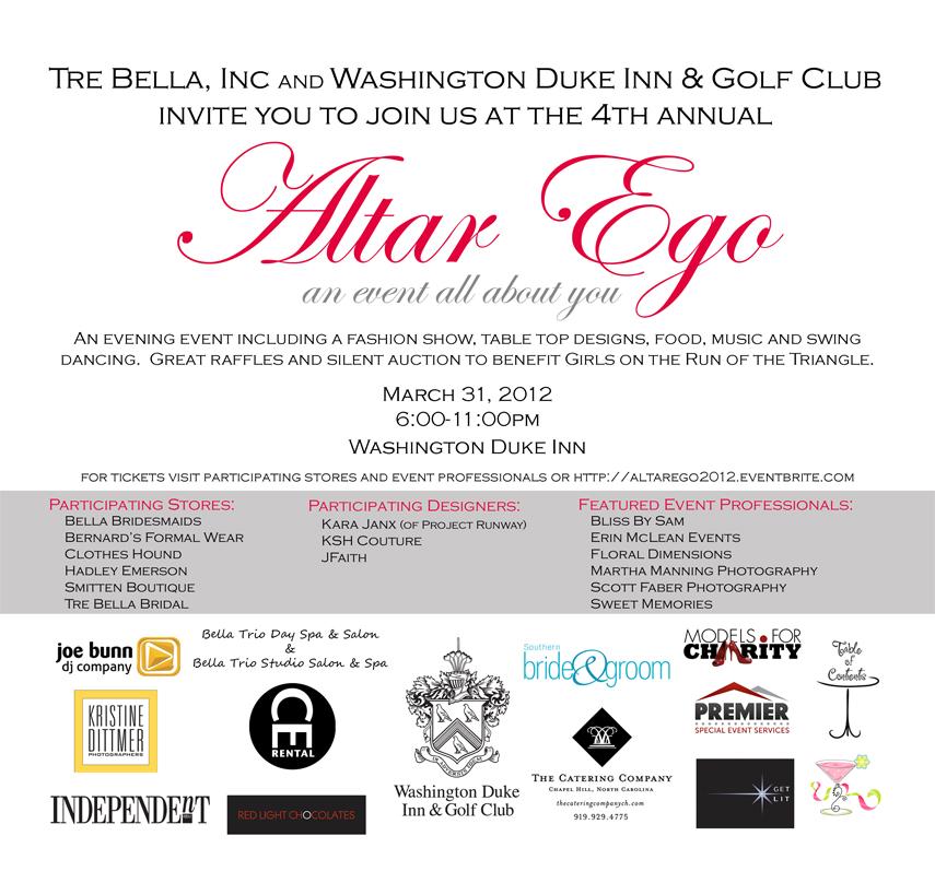 Altar Ego Fashion Show