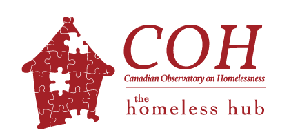Canadian Observatory on Homelessness logo