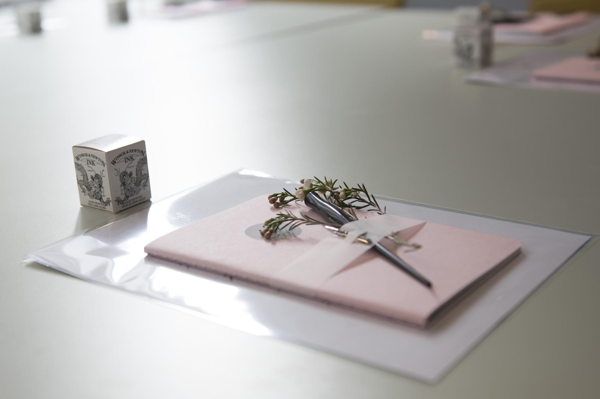 Yasmin Li Designs Calligraphy Workshop