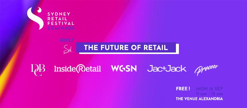 Future of Retail Seminar Panel Participants