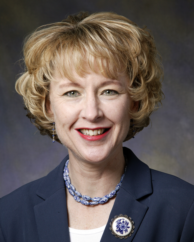 Senior Vice President Claudia Swendseid