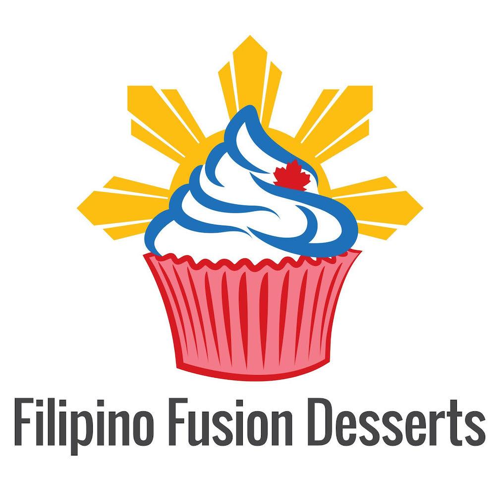 Filipino Fusion Desserts Logo