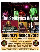 "Soul 1 Concert Series Presents An ""Evening Of Soul"" Feat...."
