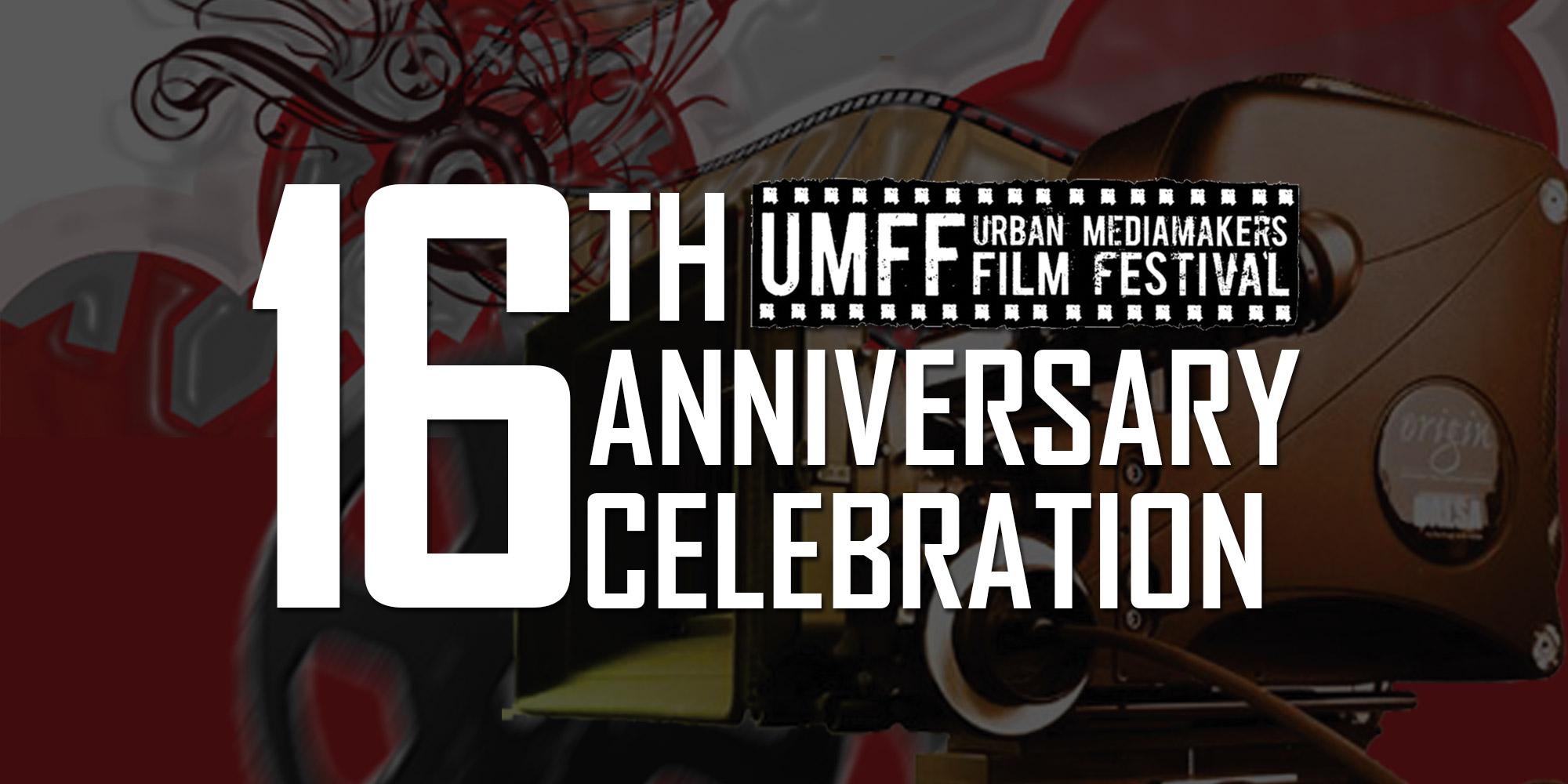 Urban Mediamakers 16th Anniversary