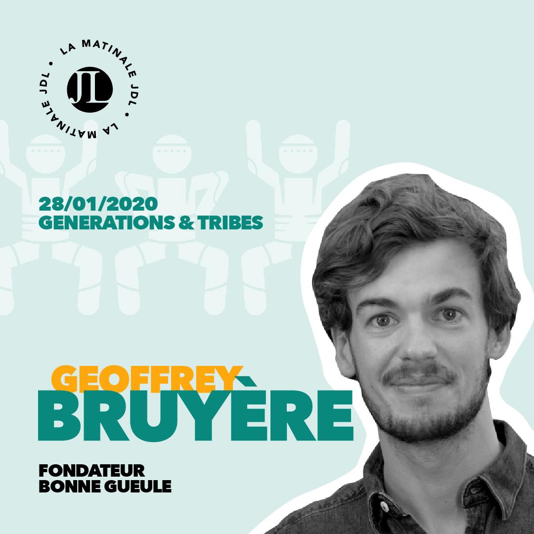 Geoffrey Bruyere