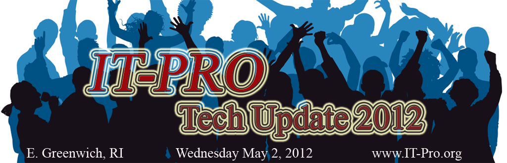 IT-Pro Tech Update 2012