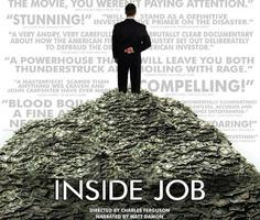 "Free Film Screening: ""Inside Job"""
