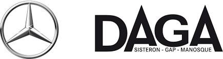 logo DAGA Mercedes