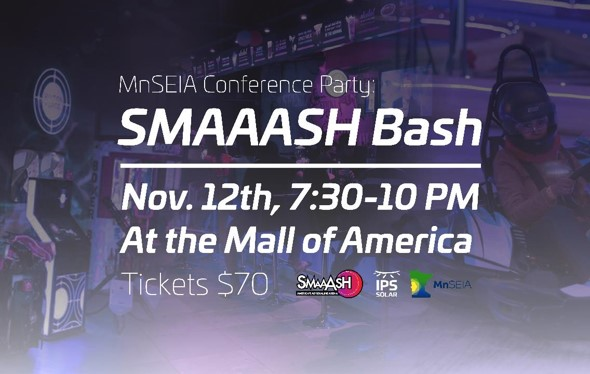 smaaash bash info with ips and mnseia logo
