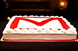 30GB Gmail Cake
