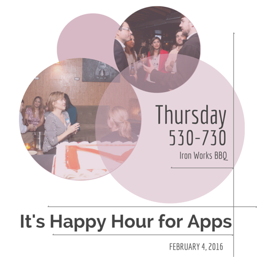 Happy Hour for Apps