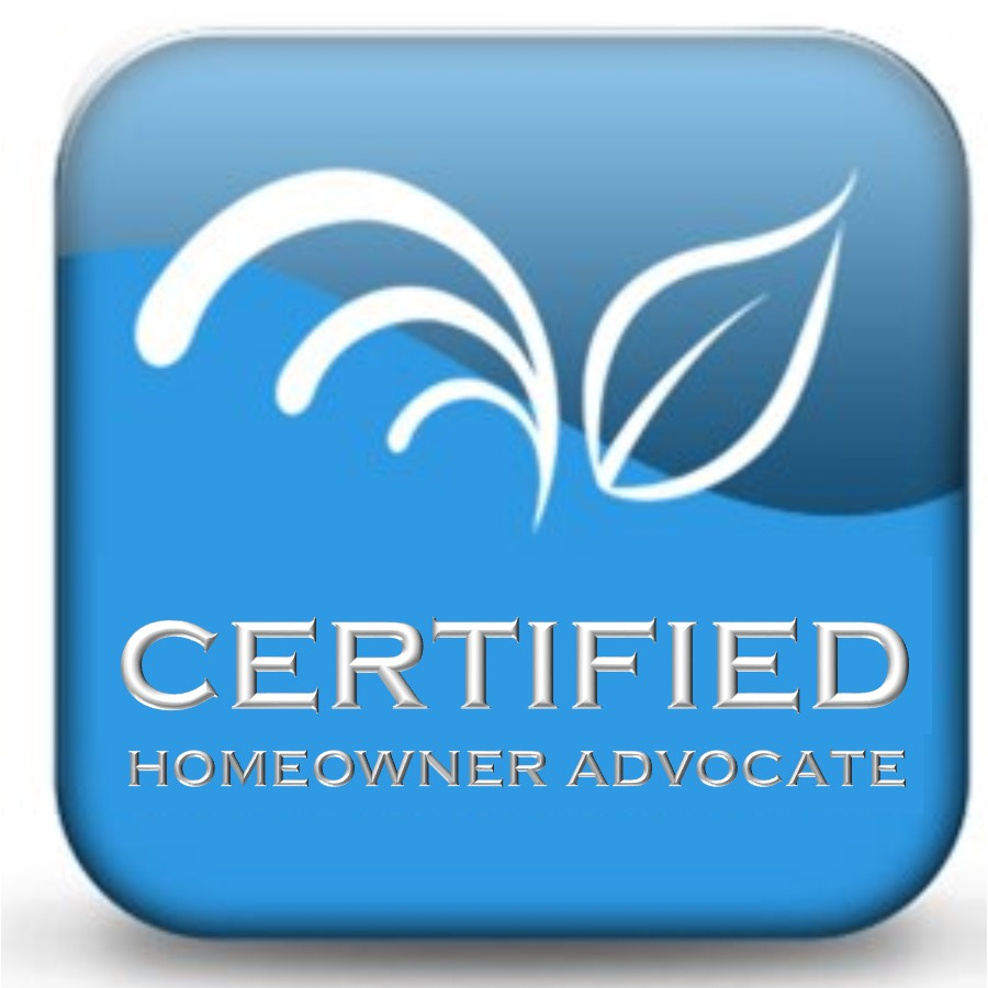 Certified Homeowner Advocate