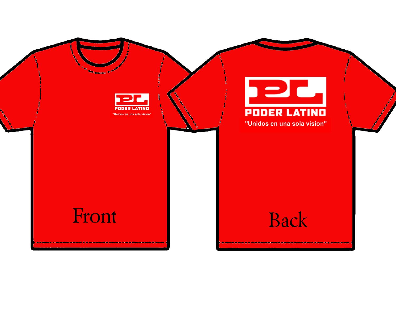 Poder Latino T-Shirts