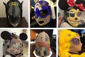 Special Superhero and Cartoon Masks Bring Joy to Pediatric Patients