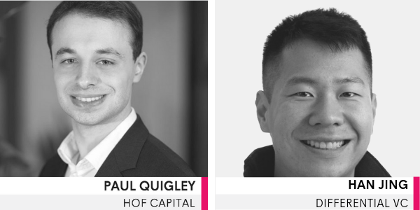 Paul Quigley, HOF Capital, Han Jing, Differential VC