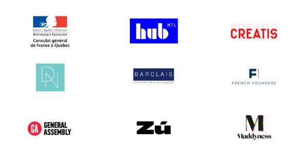 Creative Lab Sponsors & Partners Banner