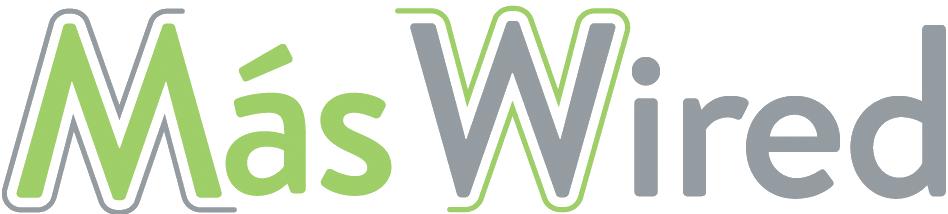 Mas Wired logo