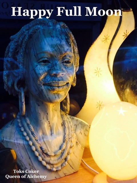 The Full Moon in Aquarius Alchemy Gathering Tickets, Thu 15 Aug 2019