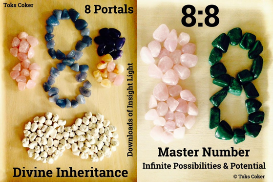 Portals of Manifestation, Master Number