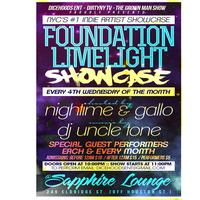 Foundation LimeLight Showcase