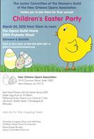 Children's Party and Easter Egg Hunt