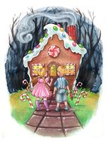 Hansel and Gretel Holiday Show