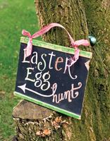 The Junior Committee's Children's Party and Easter Egg Hunt