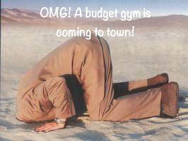 Budget gym coming to town