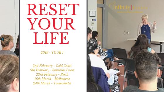 Reset Your Life Seminar