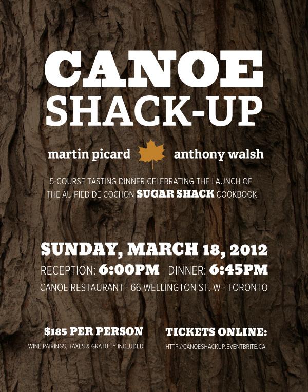 Canoe Shack-Up