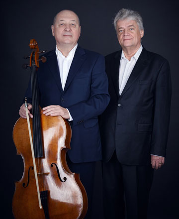 Florian Kitt cello  & Harald Ossberger  piano