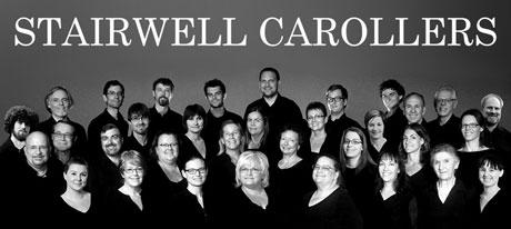 Stairwell Carollers