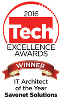 IT Architect of the Year Award 2016