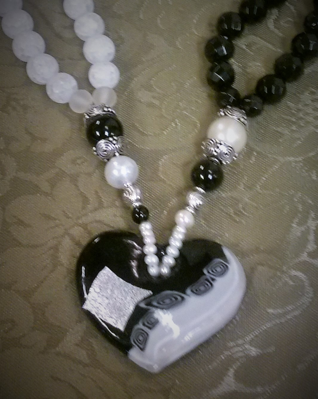 Gifts of the Heart Celebration Necklace