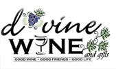 d'Vine Wine and Gifts Logo