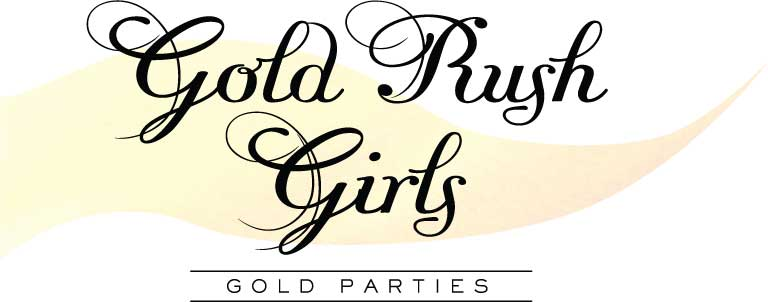 Gold Rush Girls Logo