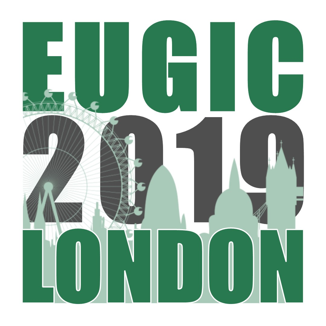eugic 2019 lONDON logo