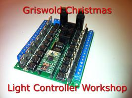 Griswold Christmas Light Controller Workshop