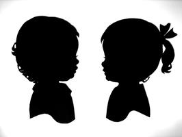Little One & Co. - Hosting Silhouette Artist, Erik Johnson