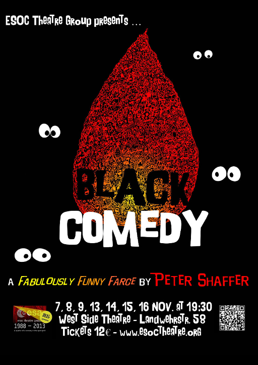 ESOC Theatre Group present Black Comedy