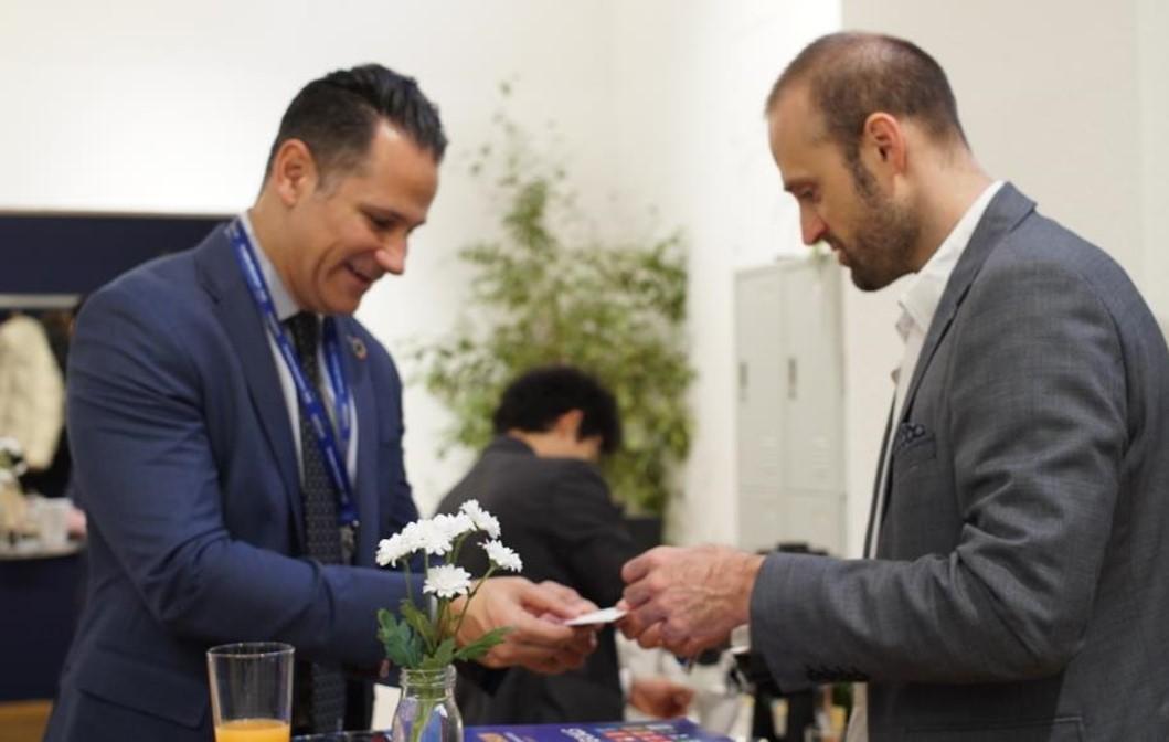 Networking Among Market Players