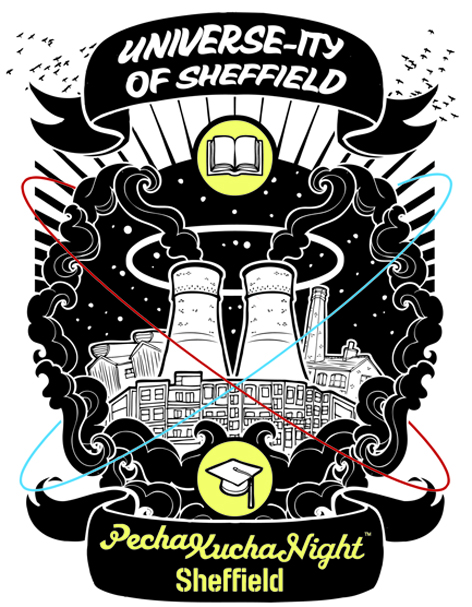 'The Universe-ity of Sheffield'