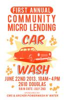 1st Annual CML Car Wash Fundraiser