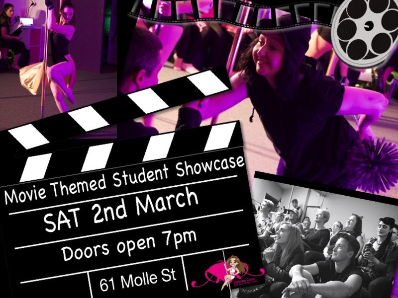 Studio Student Showcase - Public welcome