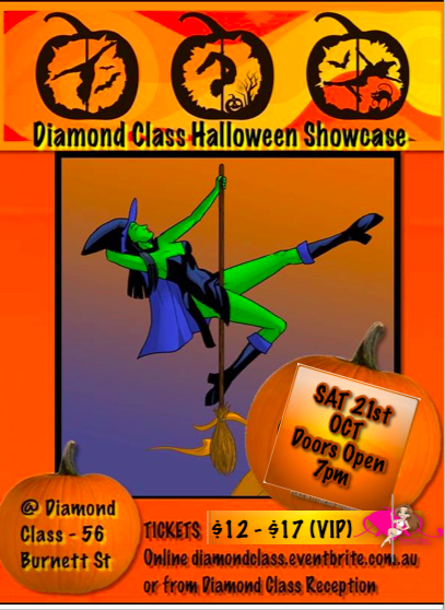 Diamond Class Pole Dance and Fitness Hobart Tasmania