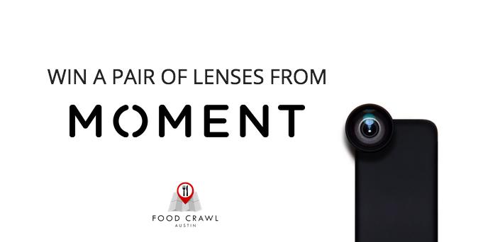 Win a Moment Lenses
